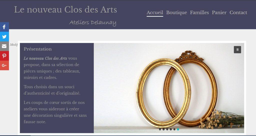 Le Nouveau Clos des Arts