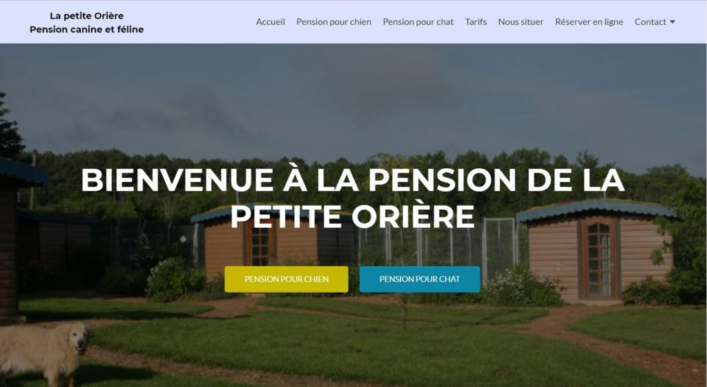 pension la Petite Orière - La Flèche Sarthe